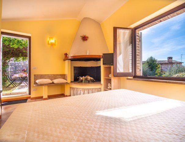 Camera giardino Terrazza Santa Chiara, Assisi